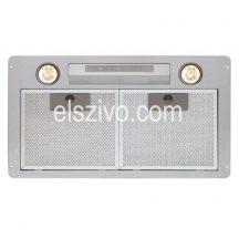 Cata GL-45 X/C LEDinox beépíthető páraelszívó