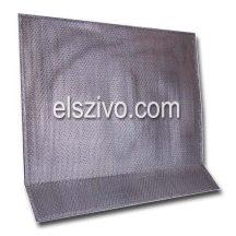 Cata F 60 fém zsírszűrő filter 475X355