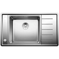 Blanco ANDANO XL 6S-IF COMPACT baloldali egymedencés mosogatótál
