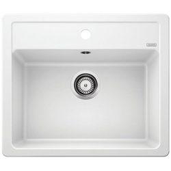 Blanco LEGRA 6 fehér silgránit egymedencés mosogatótál