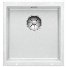 Blanco SUBLINE 400-U fehér silgránit egymedencés mosogatótál