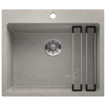 Blanco ETAGON 6 beton-style silgránit egymedencés mosogatótál