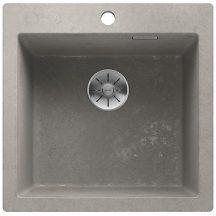 Blanco PLEON 5 beton style silgránit egymedencés mosogatótál