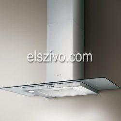 Elica FLAT GLASS IX/A/90 fali kürtős páraelszívó