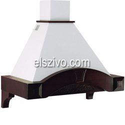 Kdesign ALICE 90 T600 rusztikus páraelszívó