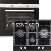 Cata 2B konyhagép szett Cata CDP 780 AS BK sütő + Cata LCI 631 BK gázfőzőlap