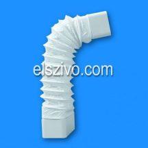 Gonal CCF-500 Flexibilis lapos könyök 55x115