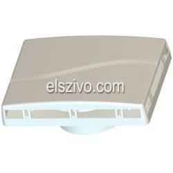 Multi EFT-125 oldalfalba építhető légbevezető elem