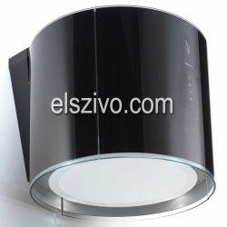 Falmec EOLO E.ion Black fali páraelszívó