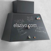 Kdesign K129-80 T500 BLACKBOARD fekete rusztikus páraelszívó