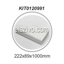 Elica KIT0120991 lapos csatorna 1000 mm 227x94