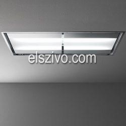 Falmec NUVOLA 140 LED SEM1 inox külső motoros mennyezetbe építhető páraelszívó