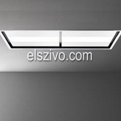 Falmec NUVOLA 140 LED SEM2 fehér külső motoros mennyezetbe építhető páraelszívó