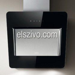 Elica BELT BL/A/55 fekete design páraelszívó