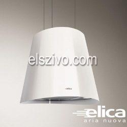 Elica JUNO WH F/50 függesztett fehér design páraelszívó
