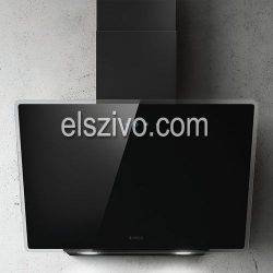 Elica SHIRE BL/A/60 fekete design páraelszívó