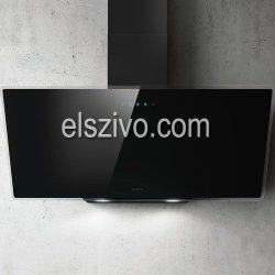 Elica SHIRE BL/A/90 fekete design páraelszívó