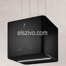 Elica PIX BL/F/42fekete függesztett design páraelszívó