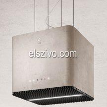 Elica PIX CONCRETE/F/42 beton függesztett design páraelszívó
