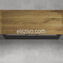 Elica RULES NAKED/F/120burkolható design páraelszívó