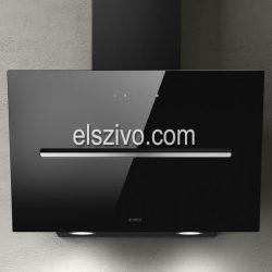 Elica SHY-S BL/A/60fekete design páraelszívó