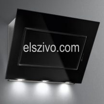 Falmec QUASAR EVO GLASS 120 fekete fali páraelszívó