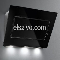 Falmec QUASAR EVO GLASS 80 SEM1 külső motoros fekete páraelszívó