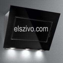 Falmec QUASAR EVO GLASS 80 SEM2 külső motoros fekete páraelszívó