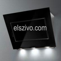 Falmec QUASAR GREEN TECH 90 fekete design páraelszívó