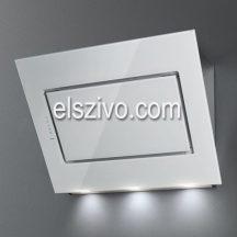 Falmec QUASAR EVO GLASS 120 fehér fali páraelszívó