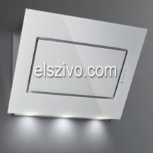 Falmec QUASAR EVO GLASS 80 SEM2 külső motorosfehér páraelszívó