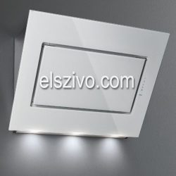 Falmec QUASAR EVO GLASS 90 fehér fali páraelszívó