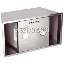 Sirius SL-900-70 inox beépíthető páraelszívó