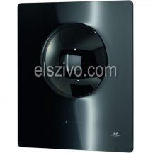 Galvamet SPHERA 65 BLACK fali design páraelszívó