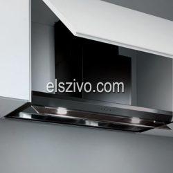 Falmec VIRGOLA EVO 90 fekete beépíthető páraelszívó