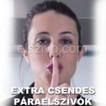 Extra csendes páraelszívók